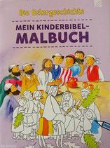Mein Kinderbibel Malbuch - Die Ostergeschichte