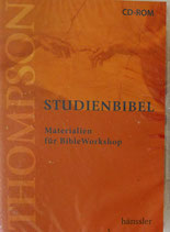 Studienbibel - CD-ROM