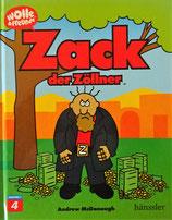 Wolle & Freunde, Zack der Zöllner - 4