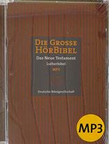 Das Neue Testament Lutherbibel - CD-MP3 Die Große Hörbibel