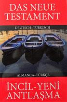 Das Neue Testament - Deutsch-Türkisch