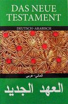 Das Neue Testament - Bibel Deutsch - Arabisch