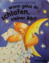 Wann gehst du schlafen, kleiner Bär?