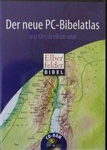 Der neue PC-Bibelatlas - CD-ROM (zur Elberfelder Bibel)