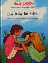 Das Baby im Schilf
