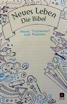 Neues Leben - Die Bibel - Neues Testament und Psalmen