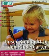 Unser Kind geht in den Kindergarten