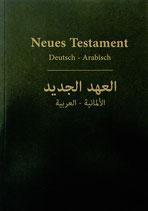 Neues Testament - Bibel Deutsch - Arabisch