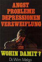 Angst Probleme Depressionen Verzweiflung