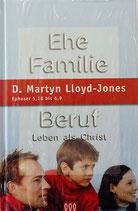 Ehe, Familie, Beruf