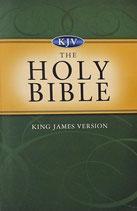 The Holy Bible - Englisch - Altes und Neues Testament