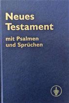 Neues Testament mit Psalmen und Sprüchen - NeueLuther Bibel