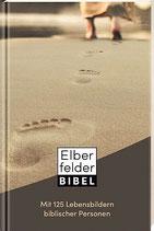 Elberfelder Bibel mit 125 Lebensbilder biblischer Personen 2020