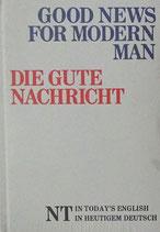 Neues Testament - Deutsch-Englisch