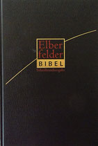 Elberfelder Bibel - Schreibrandausgabe