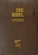 Die Bibel mit Parallelstellen und Studienführer