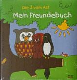 Die 3 vom Ast - Mein Freundebuch