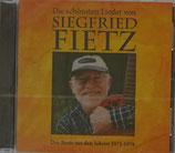Die schönsten Lieder von Siegfried Fietz