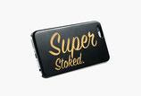 iPhone Case - Black Wood Engraved