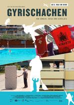 DVD-Kombi GYRISCHACHEN mit original Filmplakat