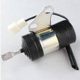 selenoide de paro motor para motores KUBOTA