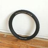 DURO MOTOCROSS-GRIP ホワイトレター BMX タイヤ 1本販売 20X2.125