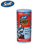 Scott スコット ショップ タオル ペーパー ウエス 55枚 ロール