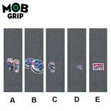 MOB GRIP Pabst Blue Ribbon スケートボード グリップ デッキ テープ 9x33