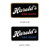 HAROLD'S IRON WORKS ハロルズ アイアン ワークス コールド ワン ステッカー