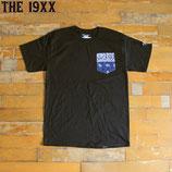 """THE19XX """"13960"""" 60-70年代 デッドストック バンダナ ポケット Tシャツ"""