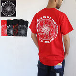 "HAROLD'S IRON WORKS Endless ""Cycle"" Tシャツ"