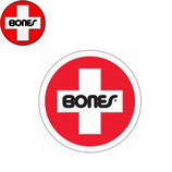 "BONES BEARING ""SWISS ROUND STICKER"" ステッカー"