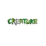 Creature ギャング サイン ステッカー