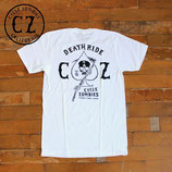 """Cycle Zombies×Black Label """"DEATH RIDE"""" コラボモデル Tシャツ"""