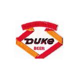 1970~80年代 デッドストック ヴィンテージ DUKE BEER 刺繍 ワッペン パッチ
