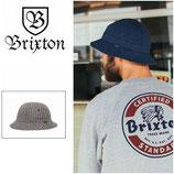 "BRIXTON BANKS ""BUCKET HAT"" リバーシブル  バケット ハット"