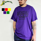 LUCKY OLDIES SHOW SENDAI FUCKIN CITY Tシャツ
