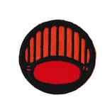 1970~80年代 デッドストック ヴィンテージ Ford テール ランプ タイプ 刺繍 ワッペン
