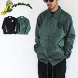 LUCKY OLDIES SHOW ×SADAM デザイン ナイロン コーチ ジャケット