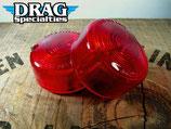 DRAG SPECIALTIES ウィンカー レンズ 2個セット