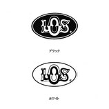 LUCKY OLDIES SHOW ×SHOWTY LOS ステッカー