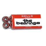 HELLO THE BEARINGS ダブルシールド オイルタイプ ベアリング 8個セット ABEC5