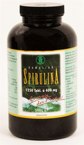 Bio Hawaii Spirulina 500 g 1250 Tabletten