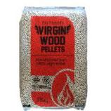 Virgin Woodpellets ENplus a1, 70 zakken 15kg (1050kg) Thuisbezorgd