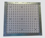 Heika-Star Drill Access Panel with perforated plate insert
