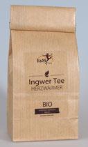 Ingwer Tee / Herzwärmer  100 gr - 100 % Bio