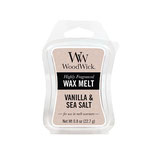 Woodwick Waxmelt Vanilla & Sea Salt