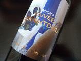 Cuvée LeMontDieu Rouge-2015-100% Merlot