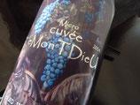 Cuvée LeMontDieu Rouge-2014-100% Merlot
