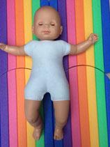 Demopuppe für Babyschwimmen